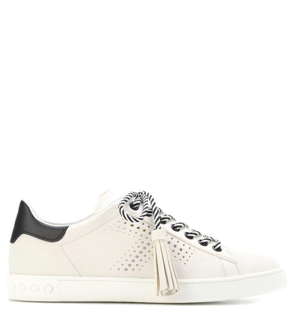 Tod's Sneakers aus Leder