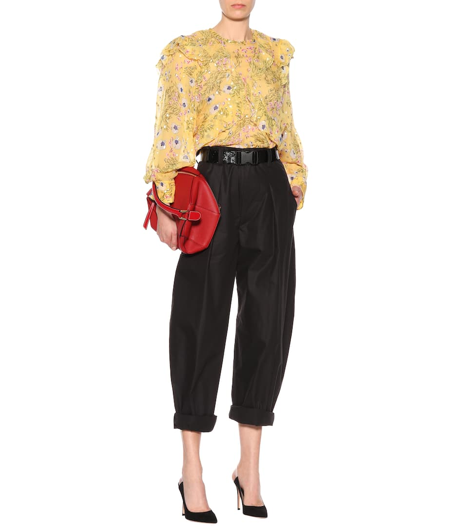 Isabellina Marant Blouse From A Mixture Are