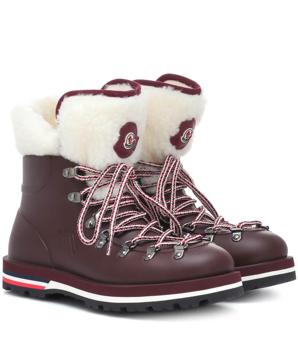 27061b83a864 Inaya Rubber Boots - Moncler