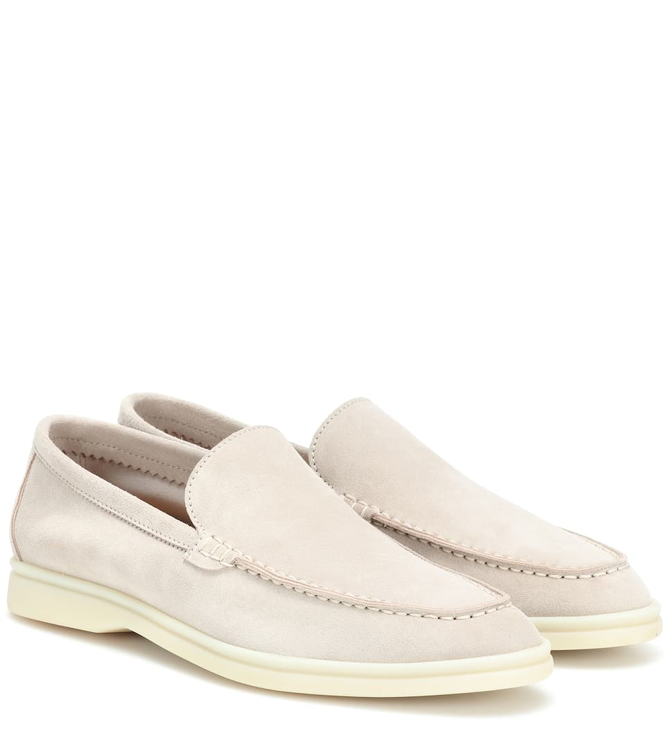 8cd9873809d Lady Summer Walk Suede Loafer - Loro Piana