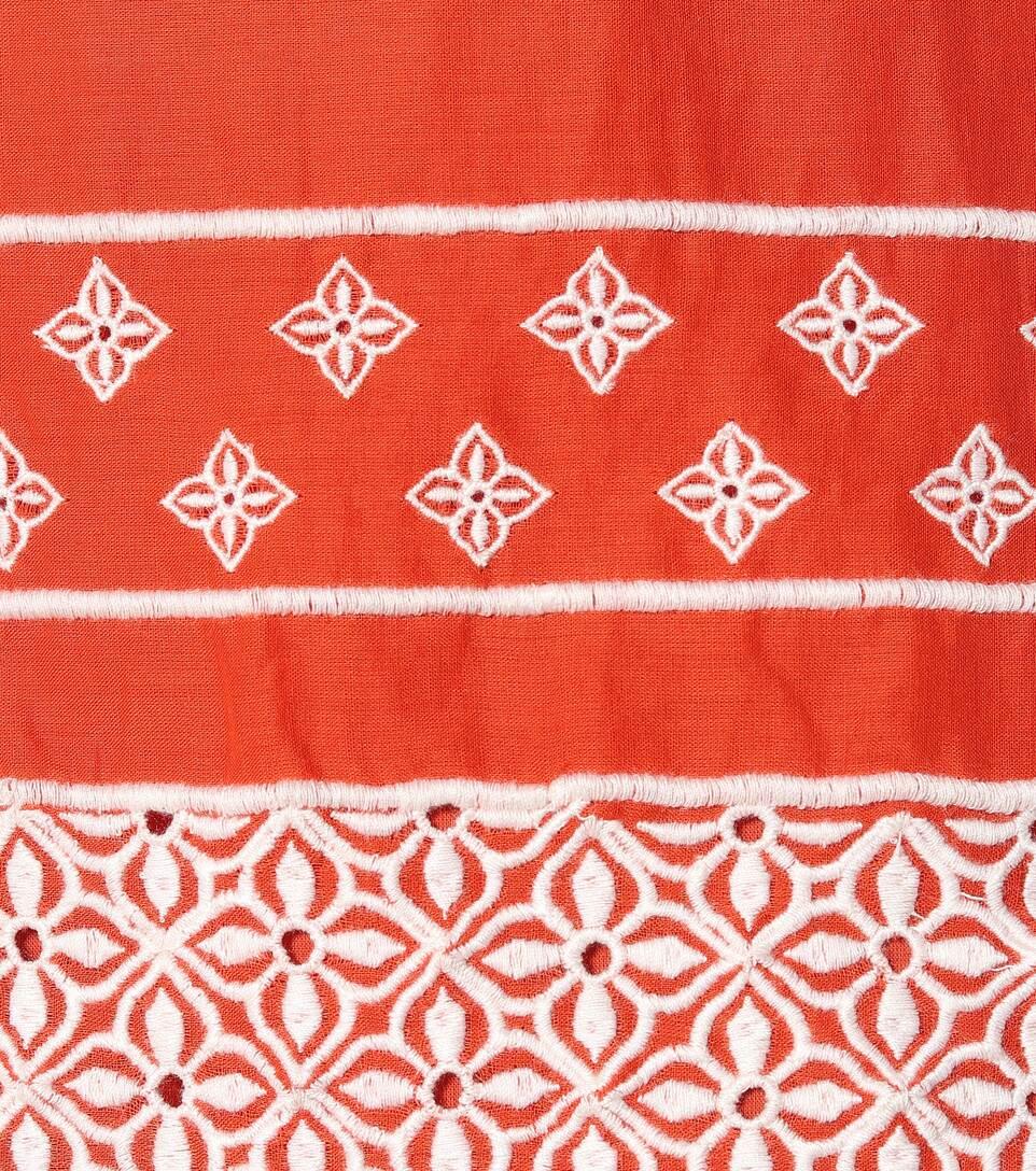 Johanna Ortiz - Himalayas printed cotton minidress