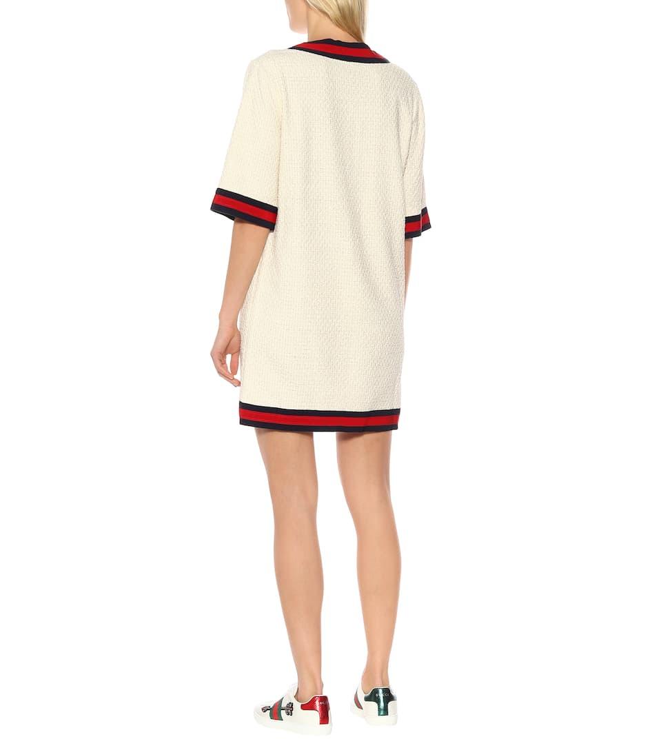 Gucci Kleid mit Baumwollanteil Verkauf Fälschung Sehr Billig Günstig Online Spielraum Wiki Hohe Qualität Online Kaufen Große Diskont Verkauf Online DXcpo