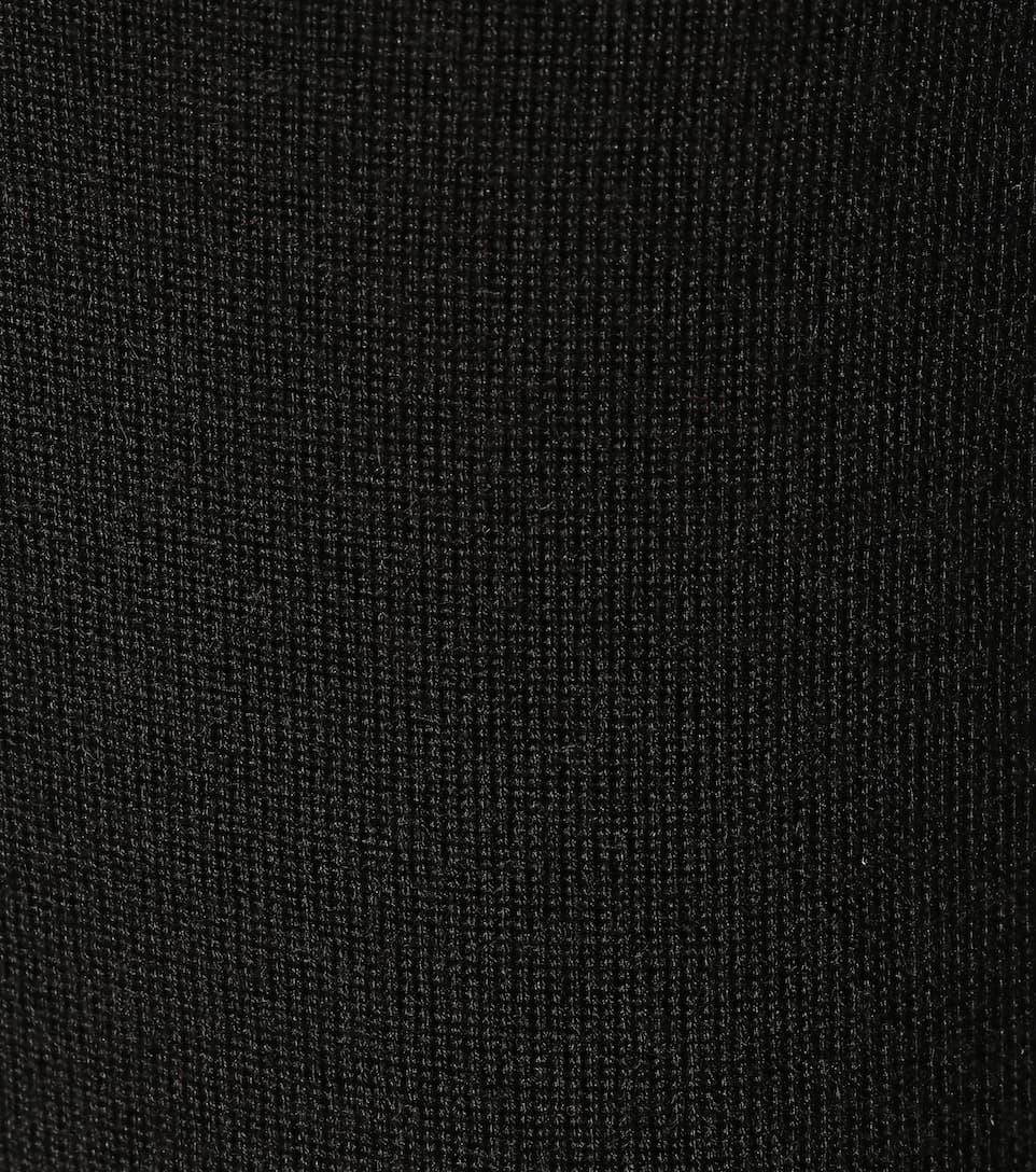 Prada Cashmere and silk top