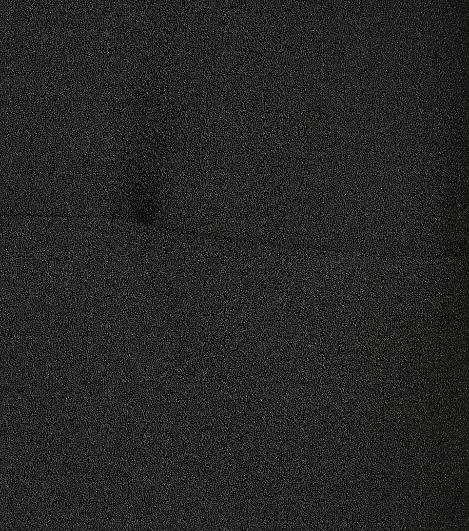 Werksverkauf The Row Minikleid aus Crêpe Bulk-Design Sast Günstig Online Austrittsspeicherstellen 9zGtQUJni