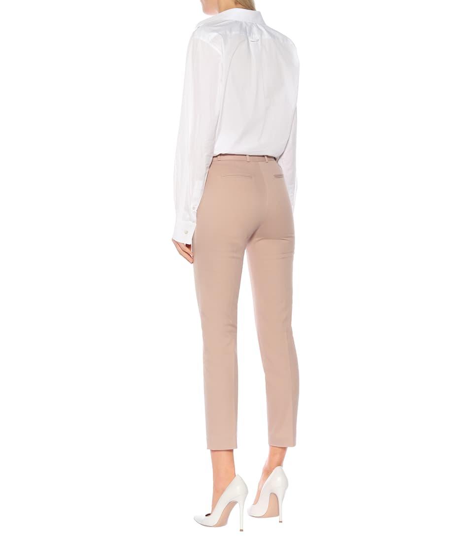Piana Loro En Coton Pantalon Jamie dCtsQrh