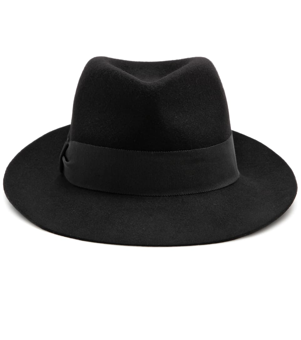 Stella McCartney Trilby aus Wollfilz