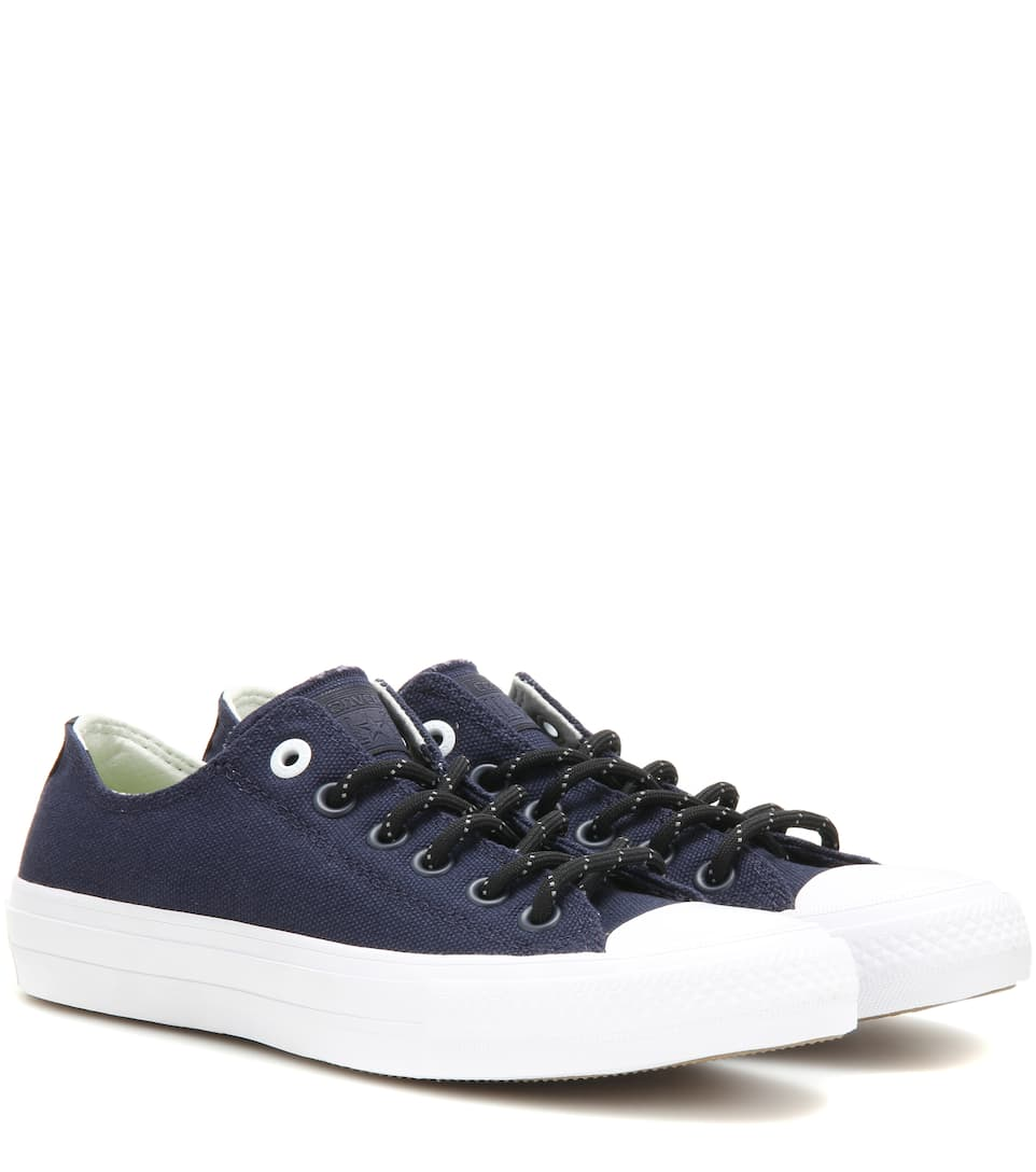 Converse Chuck Taylor All Star II OX high-top sneakers