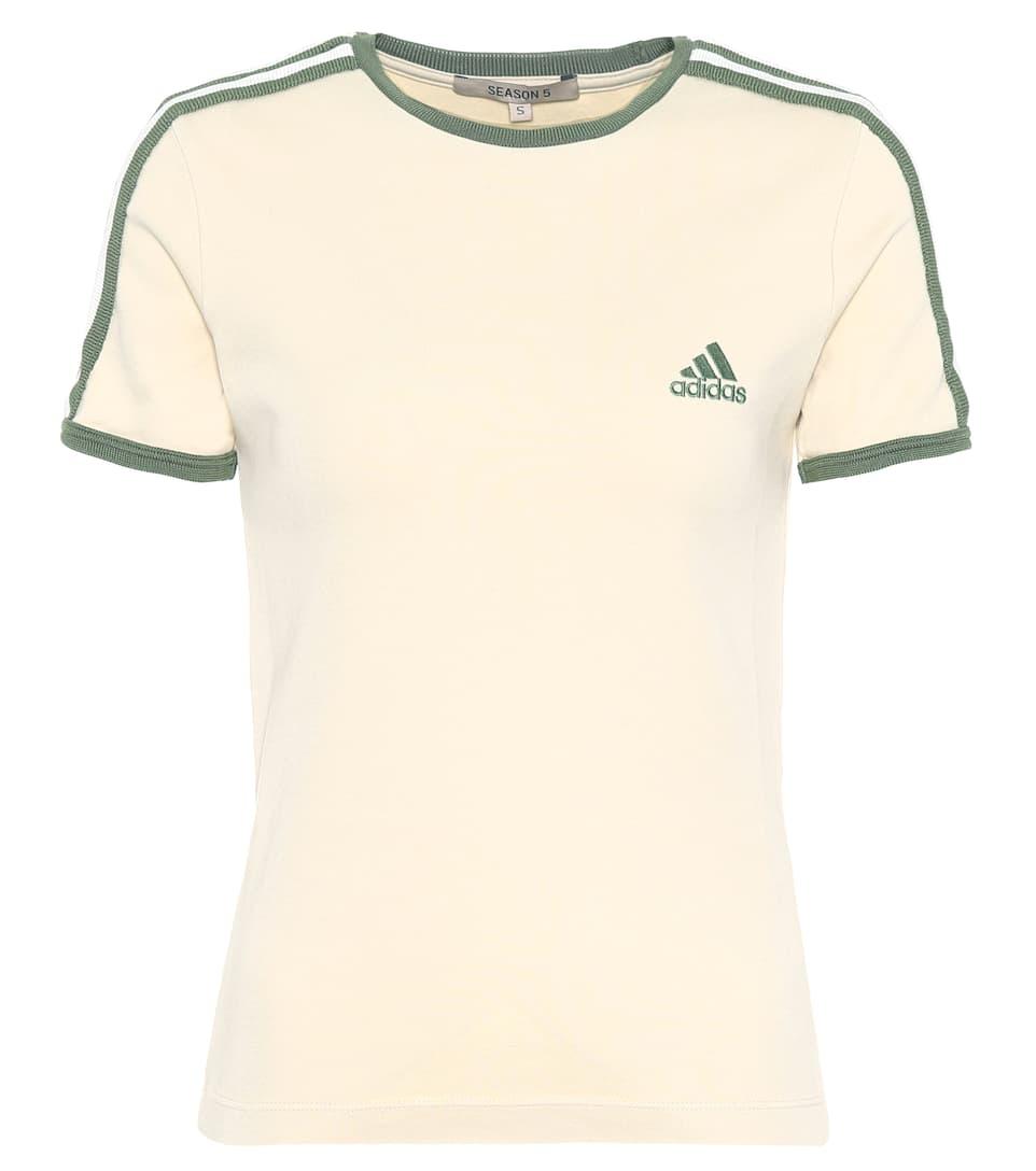 Yeezy T-shirt Made Of Cotton (season 5)