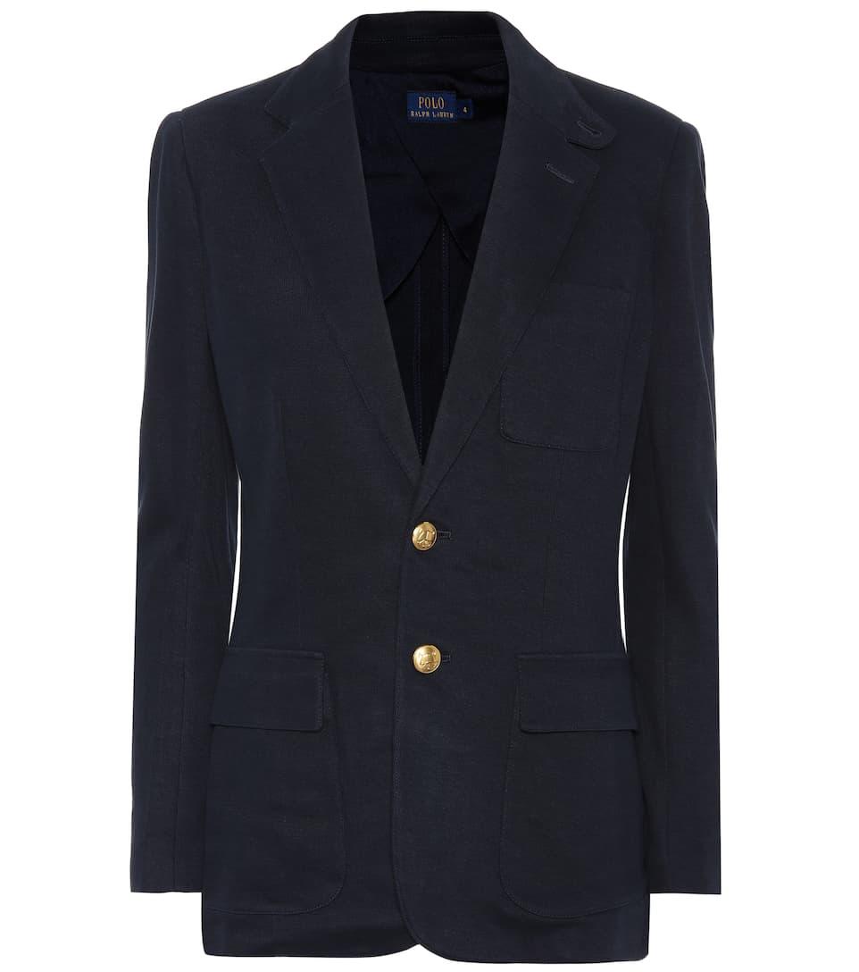 Polo Ralph Lauren Blazer mit Baumwolle