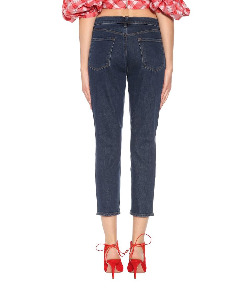 J Brand Jeans Ruby aus Stretch-Baumwolle