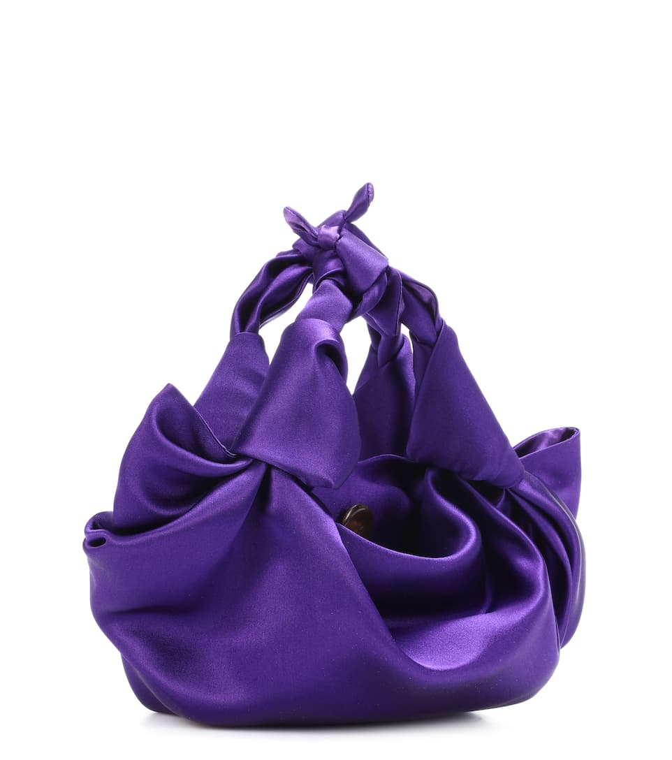 Sac en satin Ascot Small