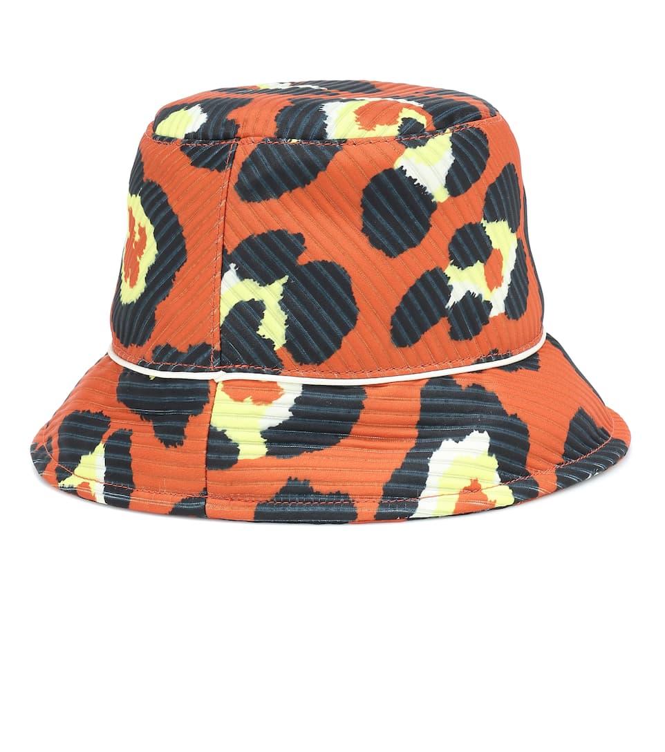 Cappello Da Pescatore Souna A Stampa - Maison Michel   Mytheresa 0qStK61N