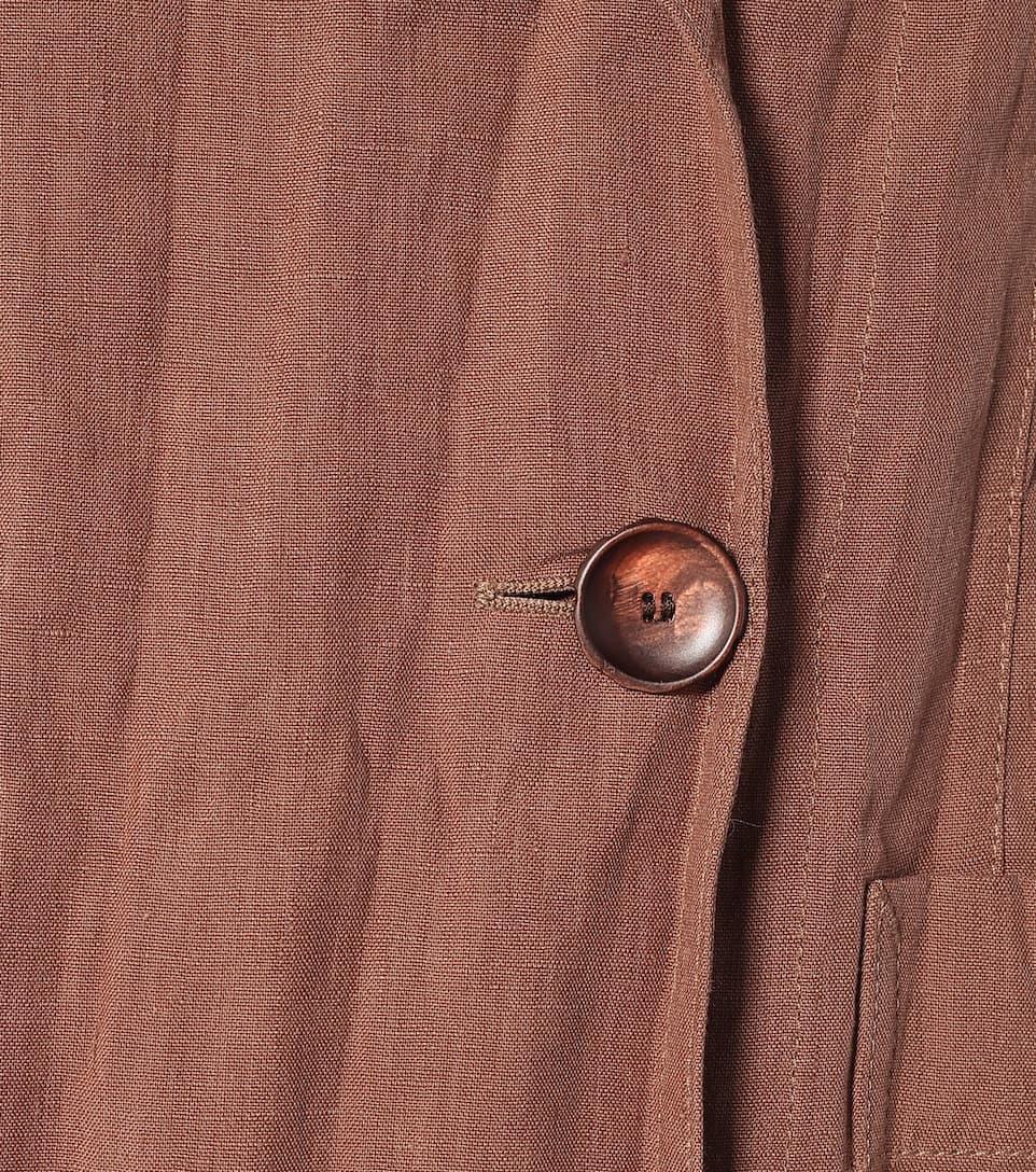 Acne Studios - Linen blazer