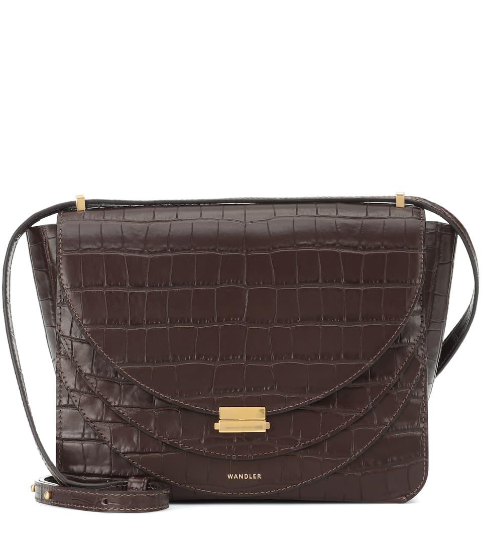 9397bad12273 Shoptagr | Panier Medium Straw Shoulder Bag by Prada