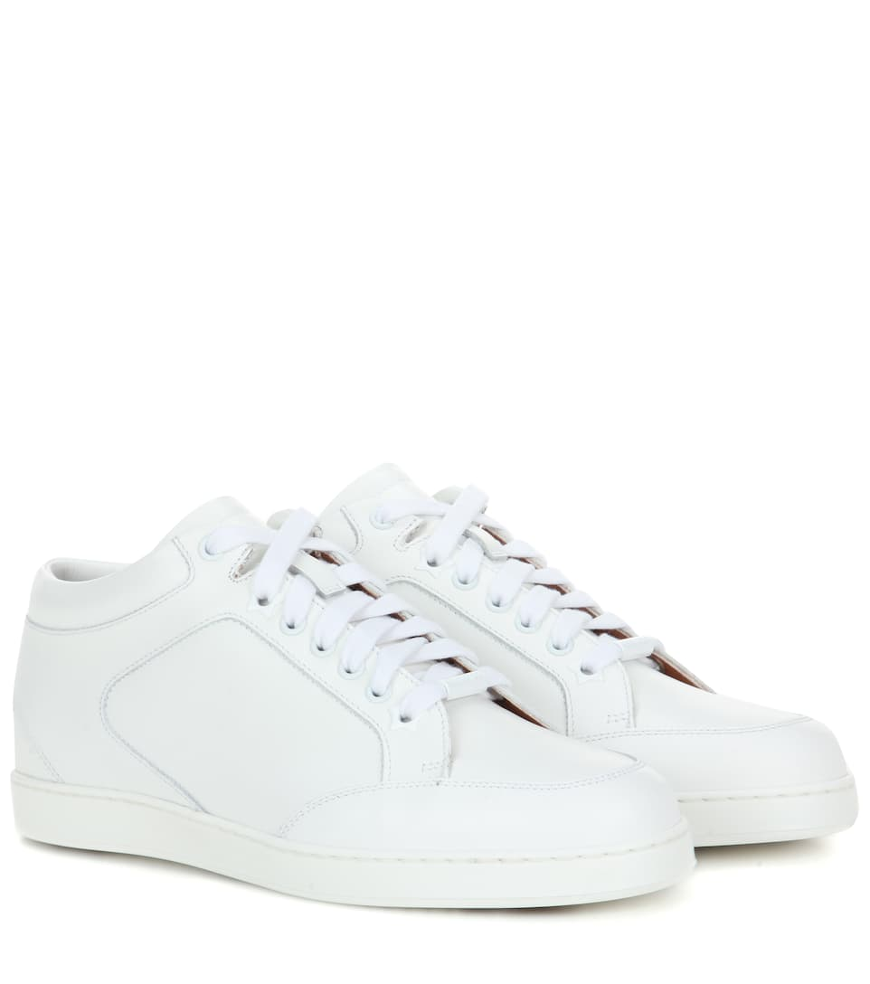 Jimmy Choo Sneakers Miami aus Leder