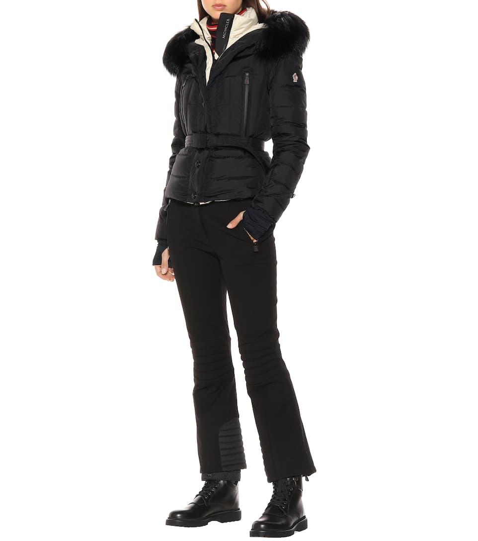 pretty nice ecb06 b7208 Beverley Fur-Trimmed Ski Jacket - Moncler Grenoble   mytheresa