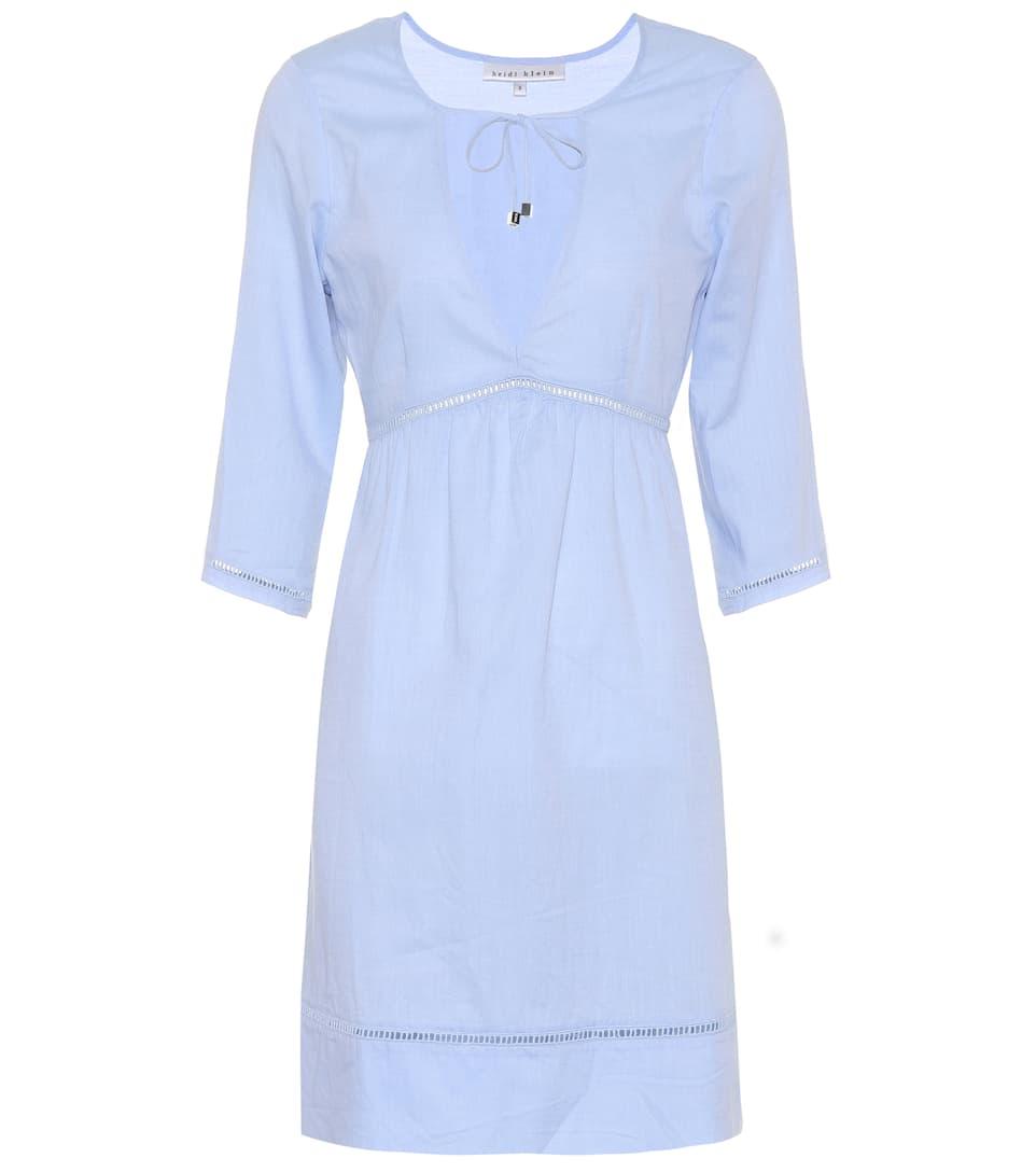 Heidi Klein Kleid Anacapri aus Baumwolle