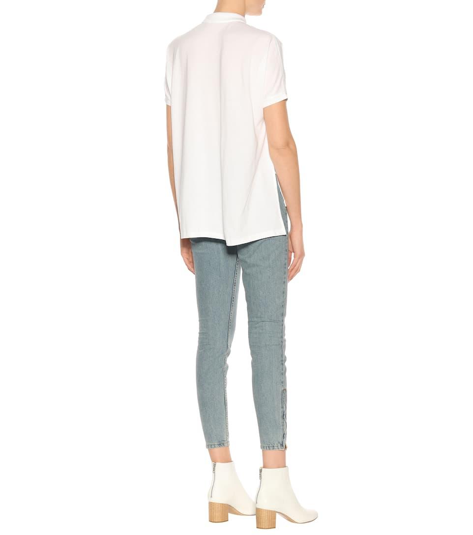 Polo Ralph Lauren Poloshirt mit Baumwollanteil