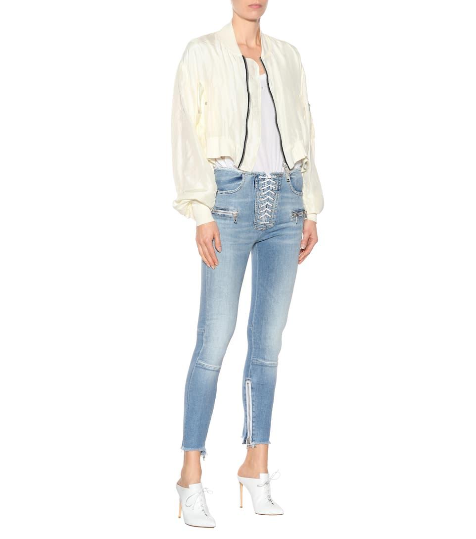 Unravel Skinny Jeans