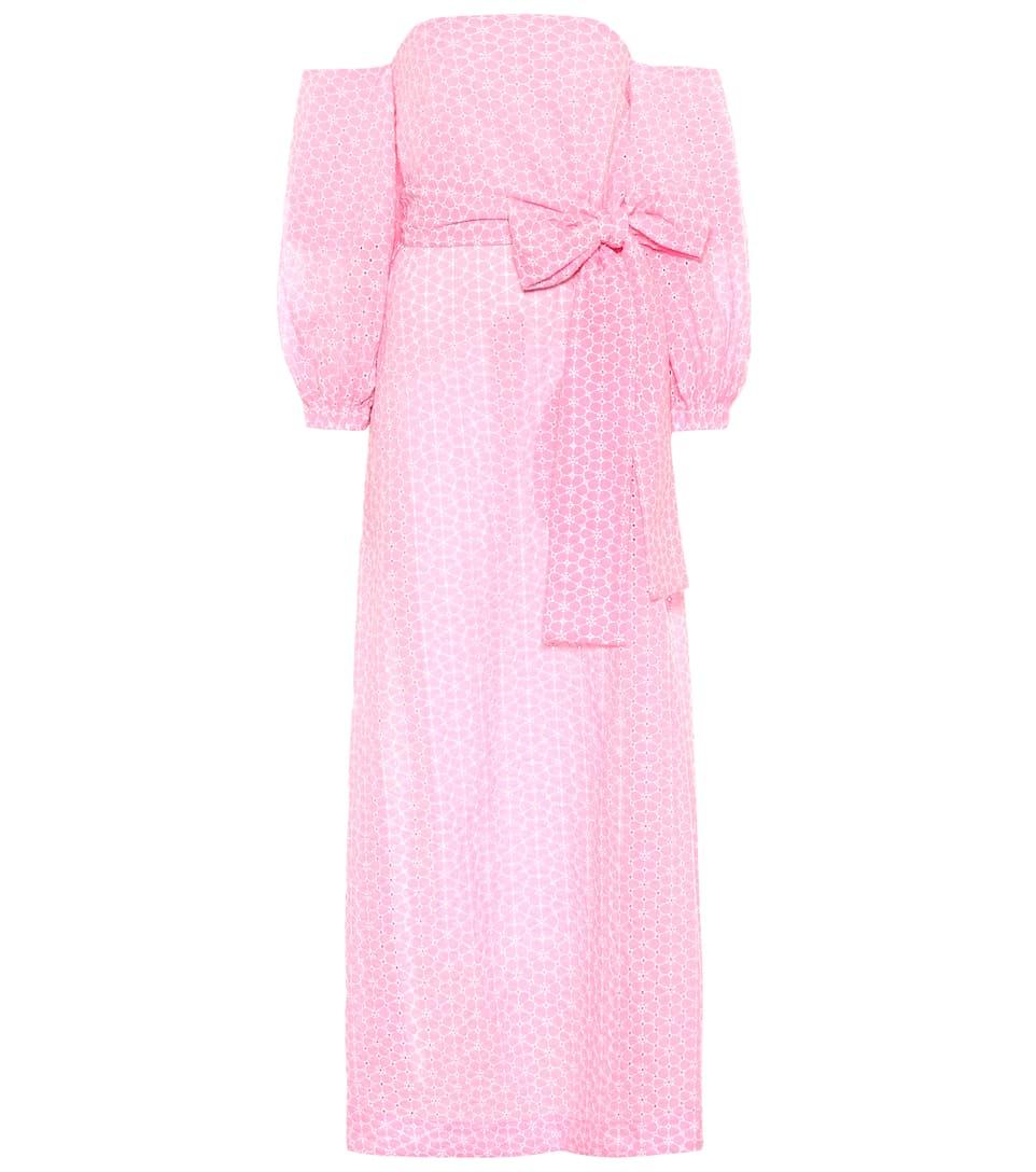 5b146cc28a Lisa Marie Fernandez - Rosie eyelet cotton dress