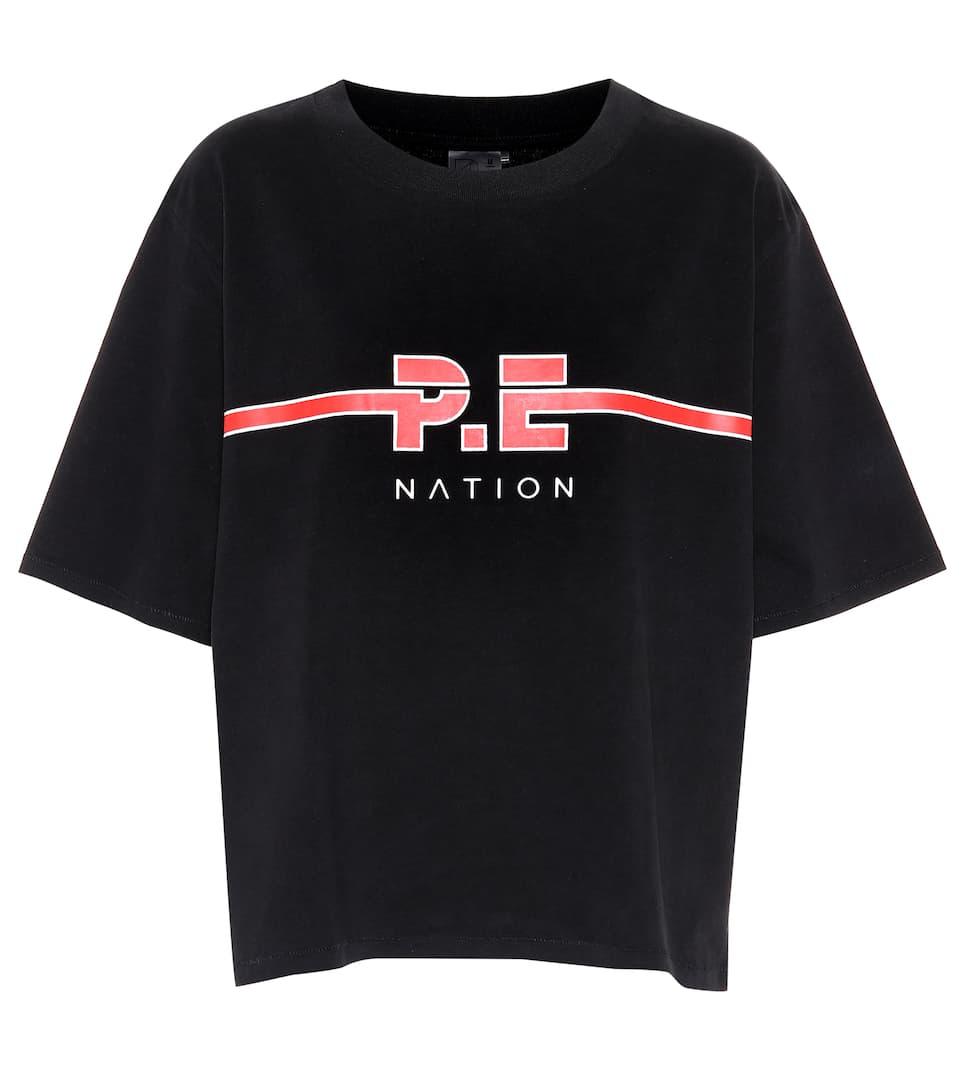 Nation Squad cotone T in Dartford E shirt P pOfZqZ
