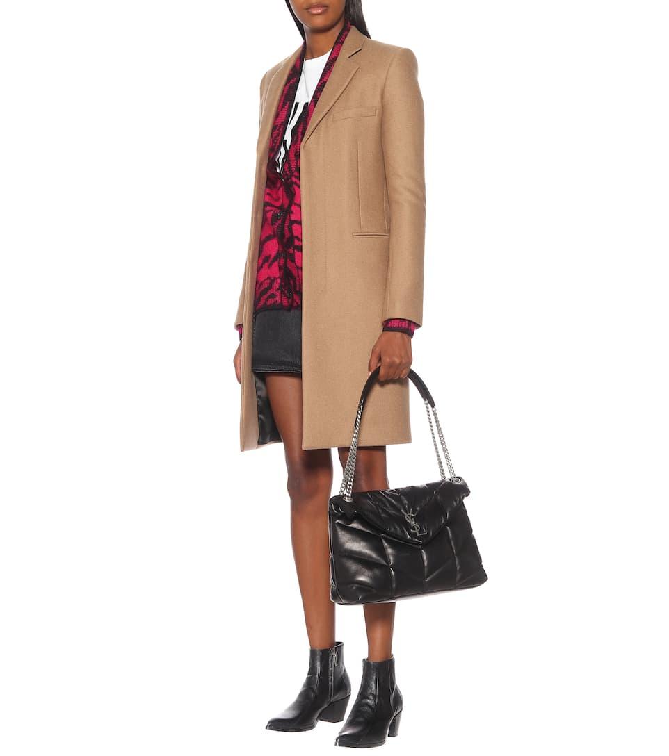 Loulou Puffer Medium Shoulder Bag Saint Laurent Mytheresa