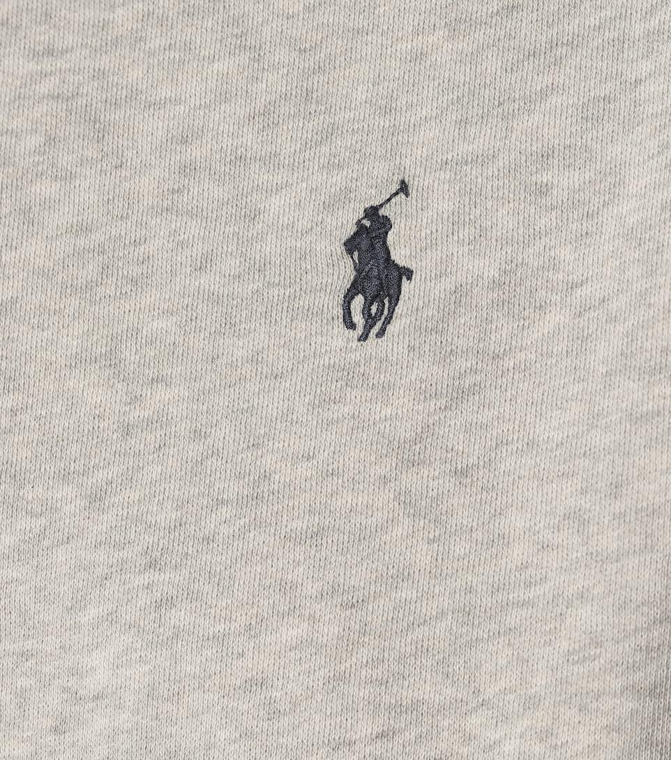 Polo Ralph Lauren - Cotton-blend jersey hoodie