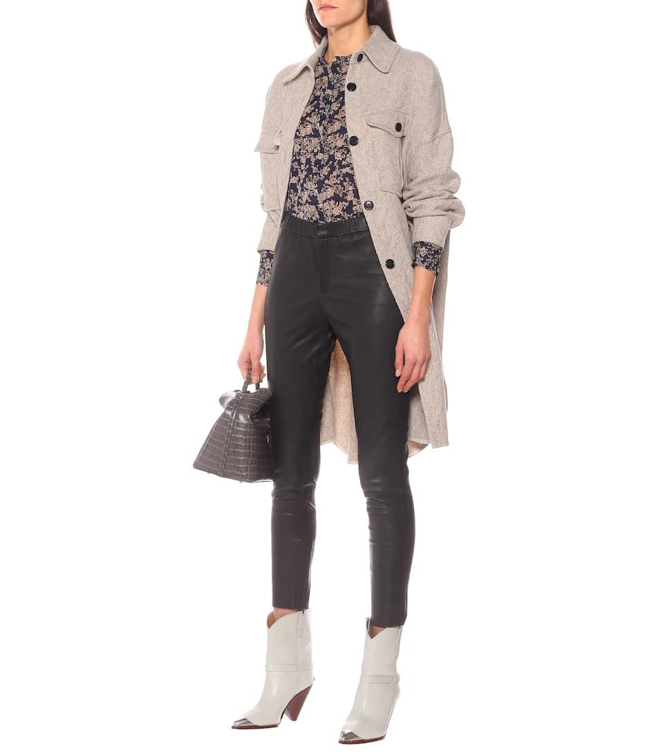 Isabel Marant, Étoile - Iany leather leggings