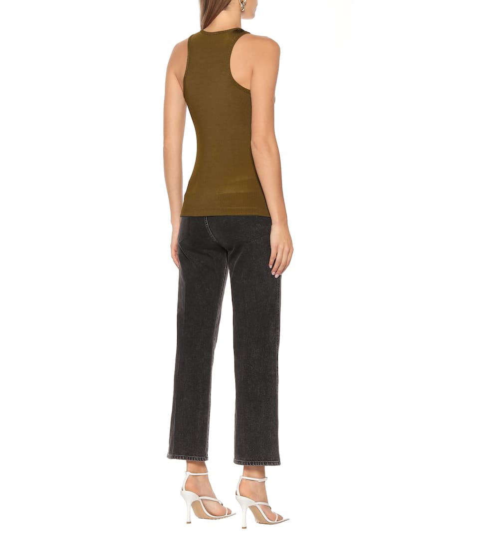 Goldsign - The Rib jersey tank top