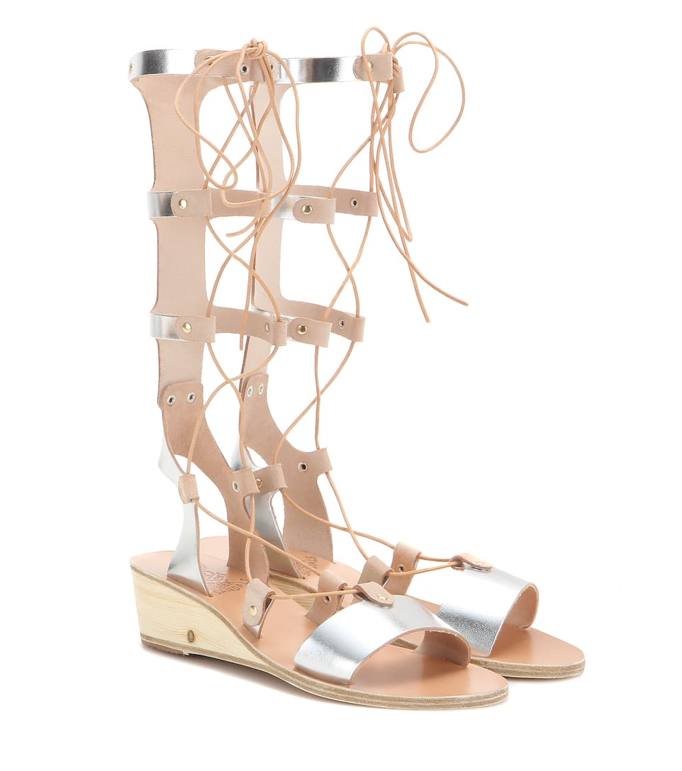 Ancient Greek Sandals Thebes Gladiator Sandals w/ Tags cheap hot sale outlet big discount sale online big discount cheap price JXgNa2S