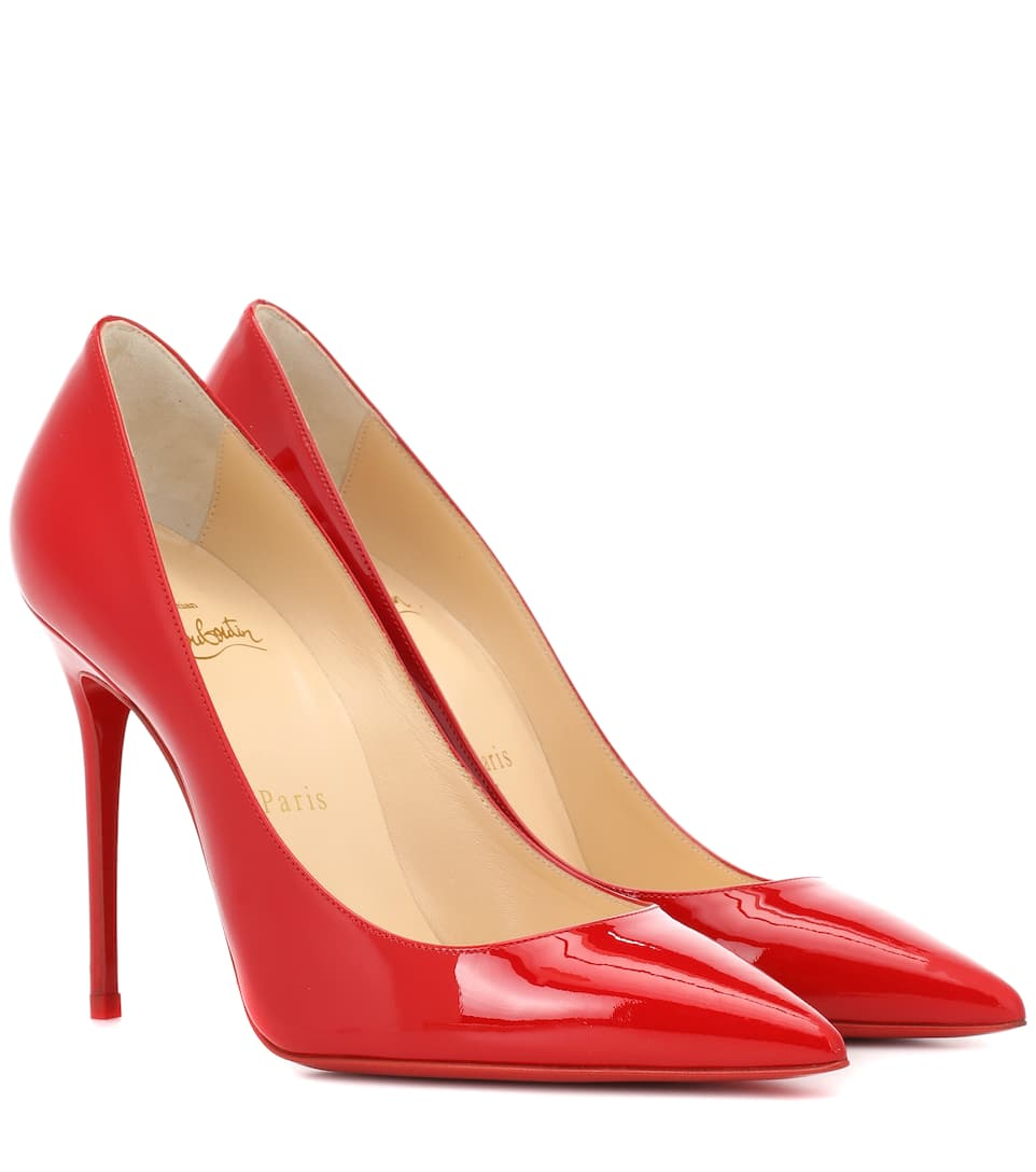 cbbed3674a91 Pumps Décolleté 554 100 In Vernice - Christian Louboutin