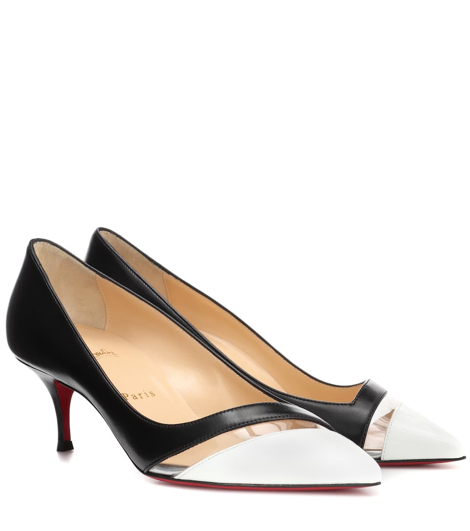 outlet store b744e 14892 17Th Floor 55 Patent Leather Pumps | Christian Louboutin ...