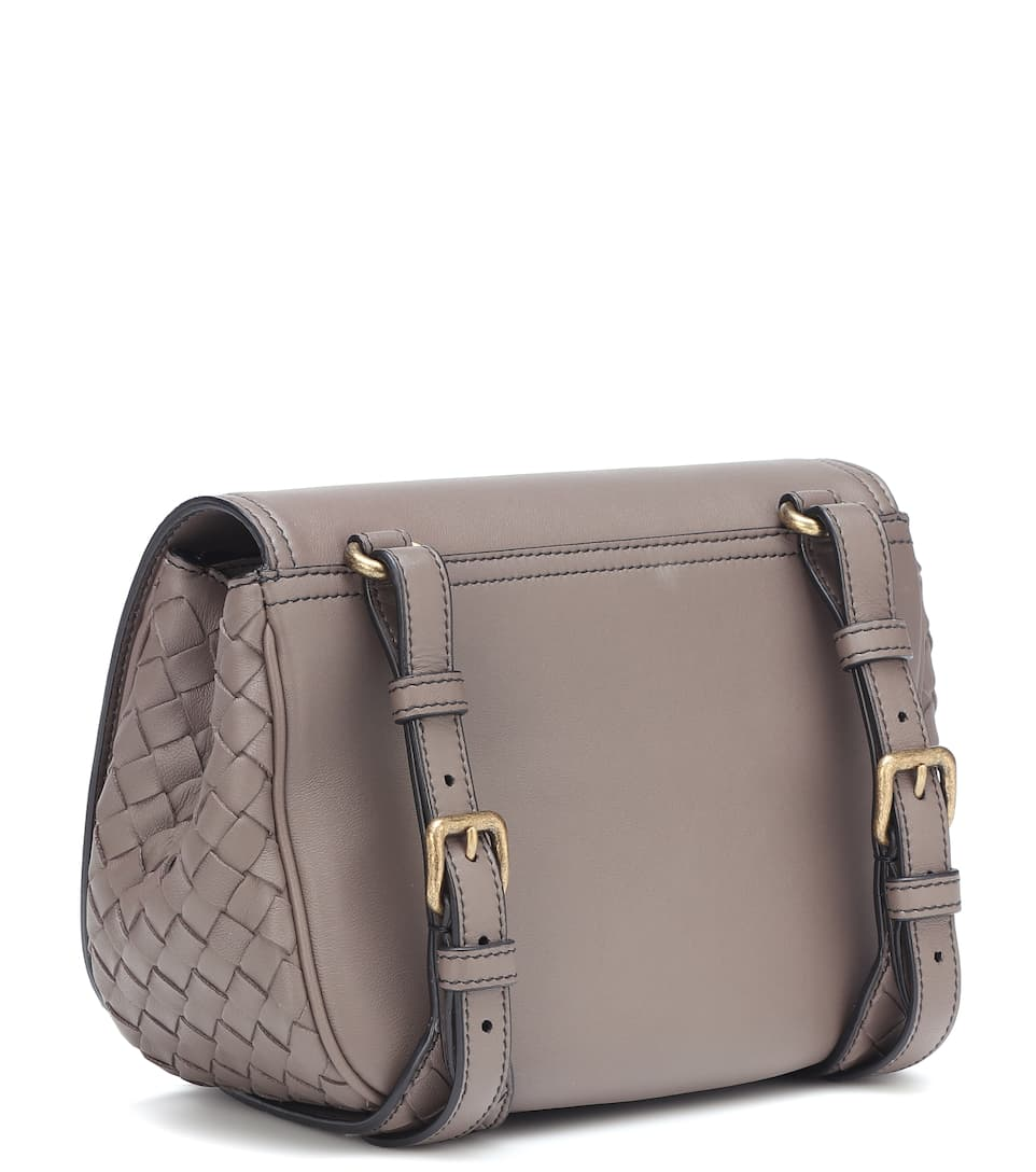 5e2f9dfaaea6 Bv Luna Leather Crossbody Bag - Bottega Veneta