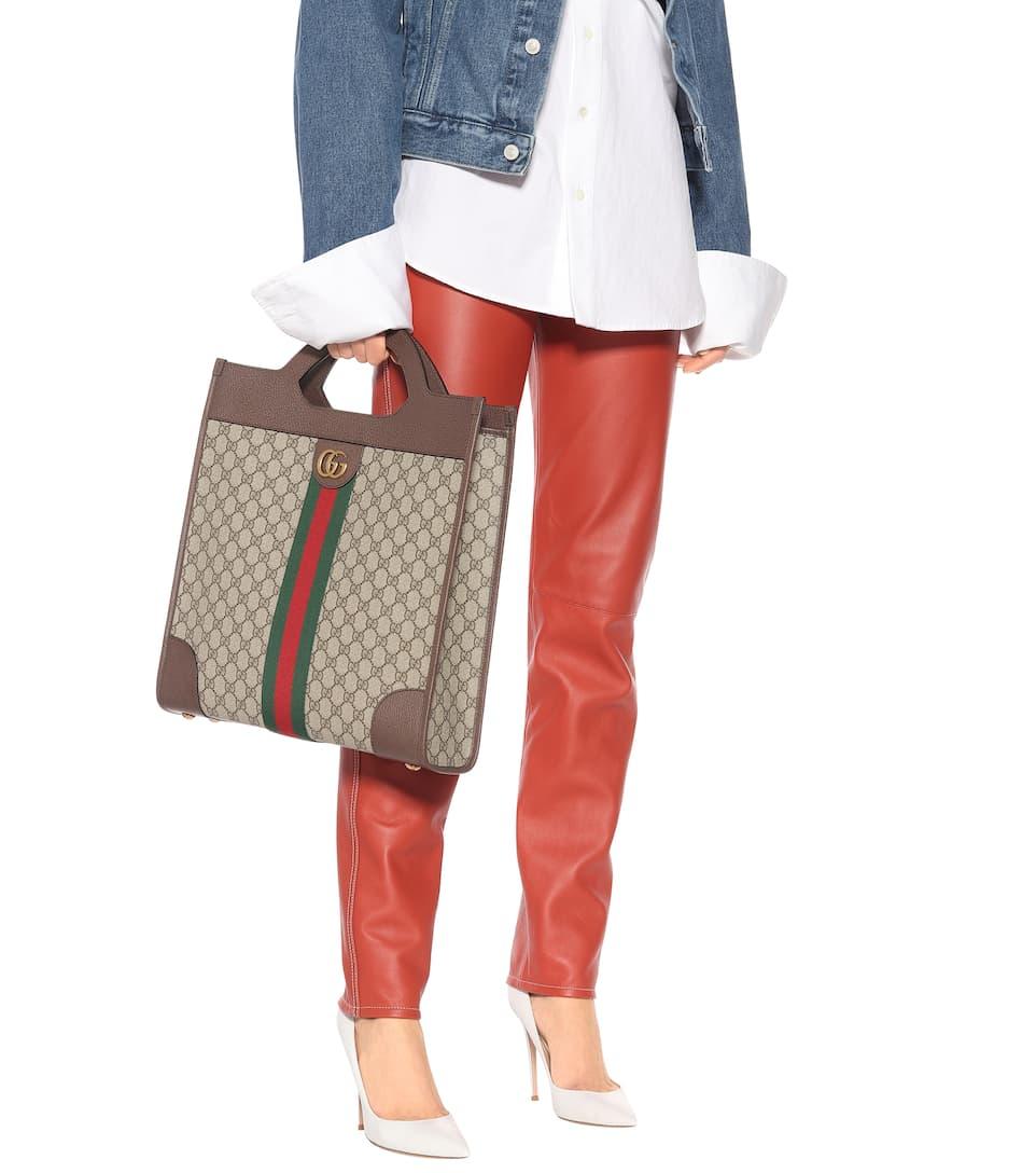 09681cd5b291 Ophidia Gg Medium Tote Bag - Gucci | mytheresa