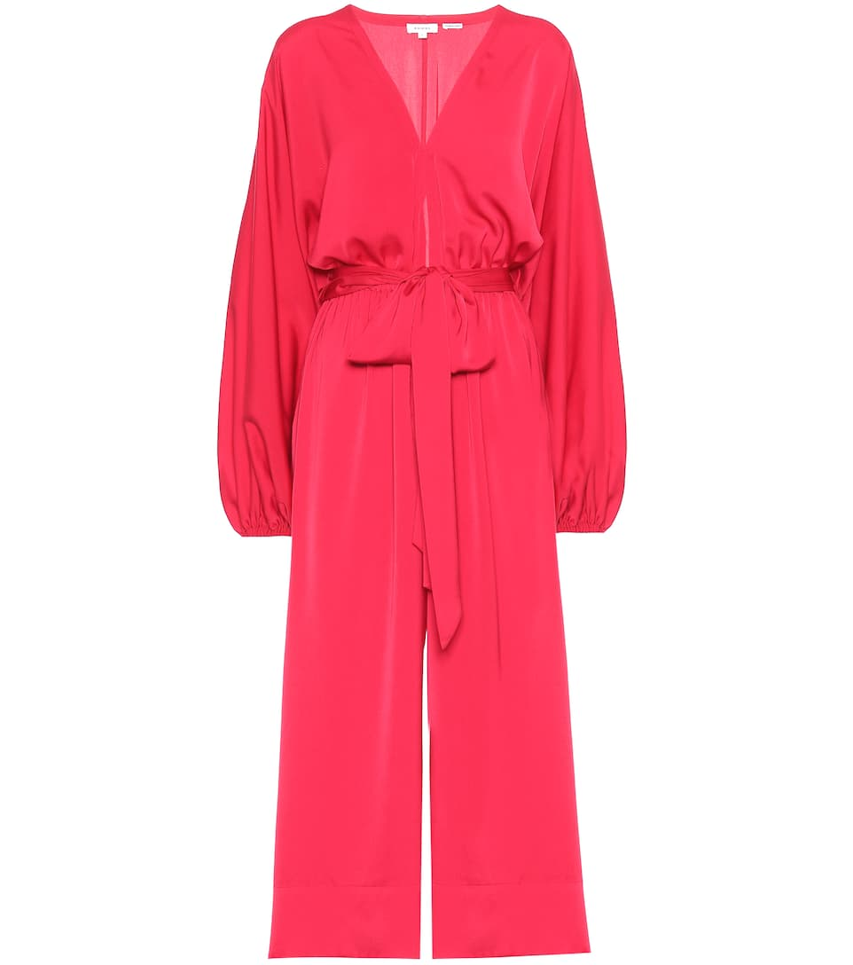 RHODE - Blake high-rise jumpsuit