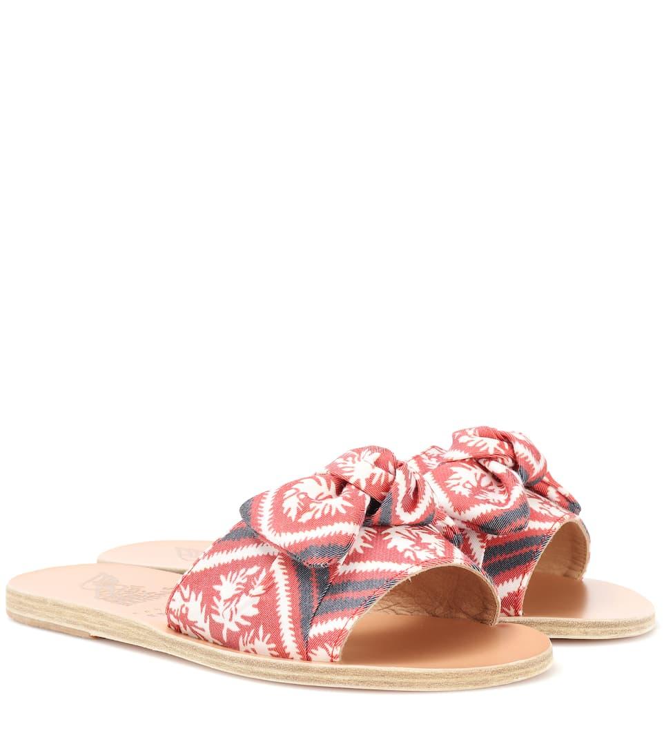 f02f227d575a Ancient Greek Sandals - Taygete Bow sandals