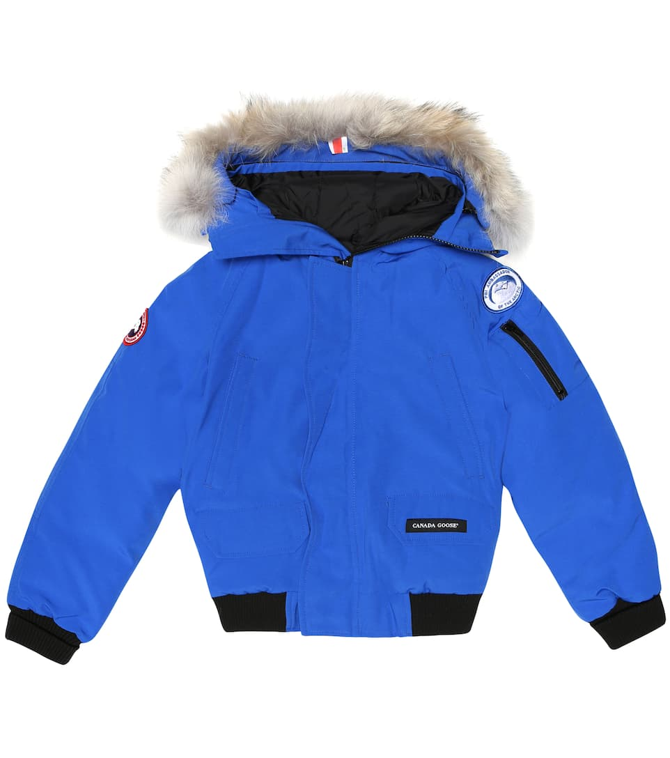 canada goose chilliwack bomber royal blue, Canada Goose kids