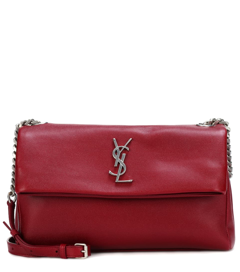 Monogram Saint Saint Schultertasche Laurent West Medium Hollywood Laurent Sp7Oqwx7