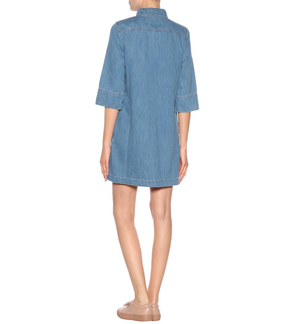 M.i.h Jeans Denimkleid aus Baumwolle