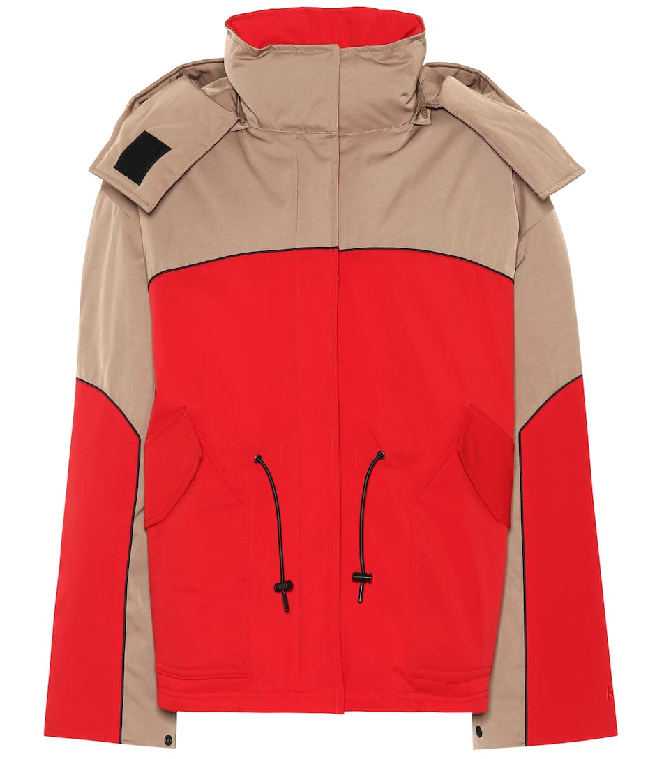 97239f0d1c93 Kenzo - Hooded down jacket