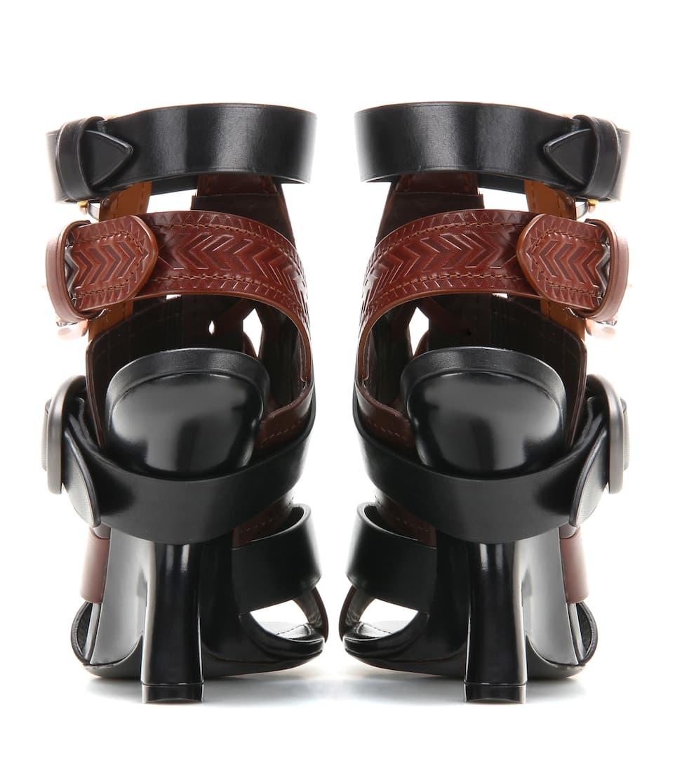 Tom Ford Sandalen aus Leder