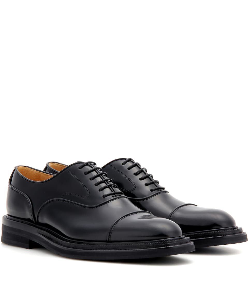 879ae968f Pam Leather Oxford Shoes - Church's