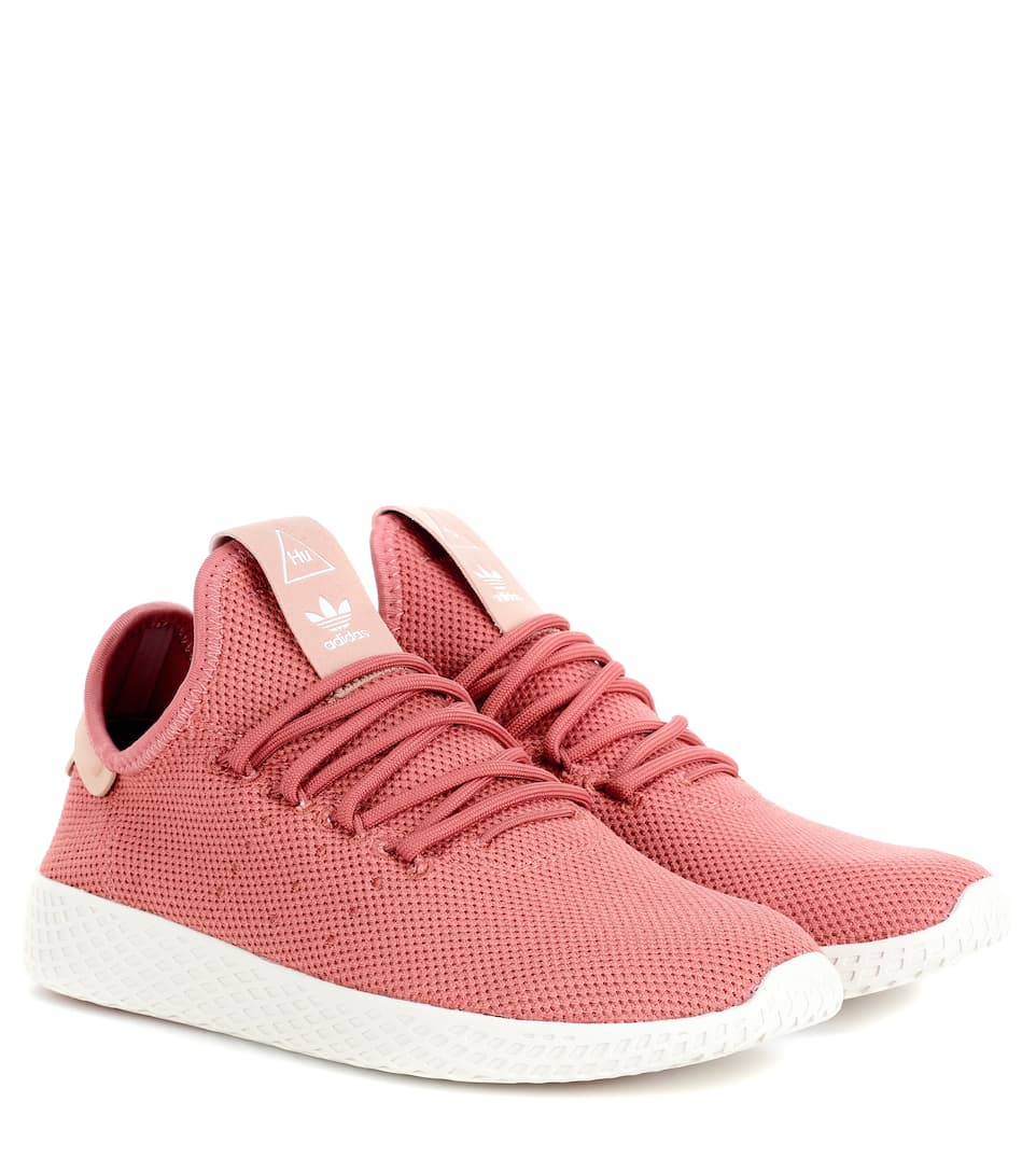adidas Originals = Pharrell Williams - Pharrell Williams Tennis Hu sneakers  | mytheresa.com