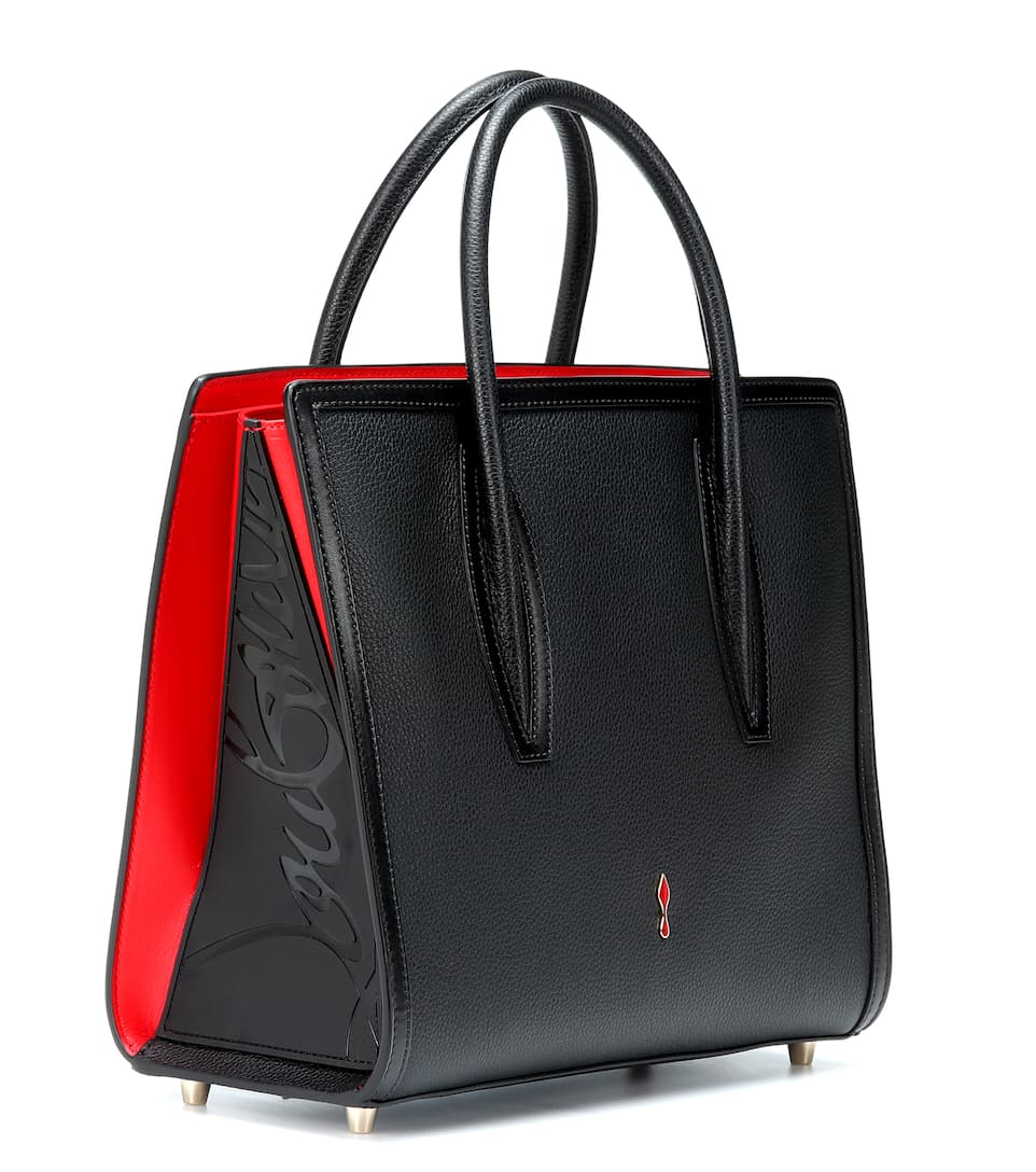 ee5cec190de Christian Louboutin - Paloma S Medium leather tote | Mytheresa