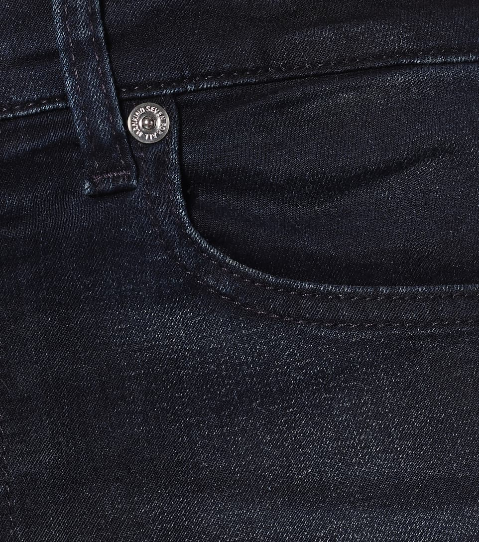 B(Air) Mid-Rise Straight Jeans - 7 For All Mankind