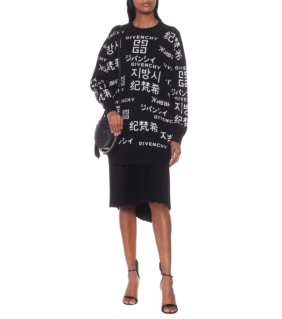 Wool And Cashmere Sweater | Givenchy - Mytheresa