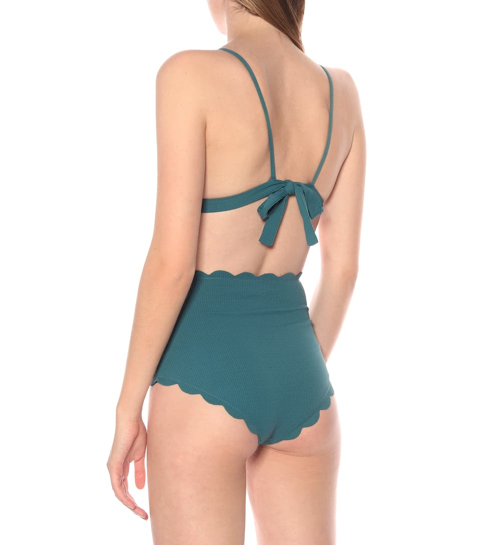 Marysia - Santa Clara triangle bikini top