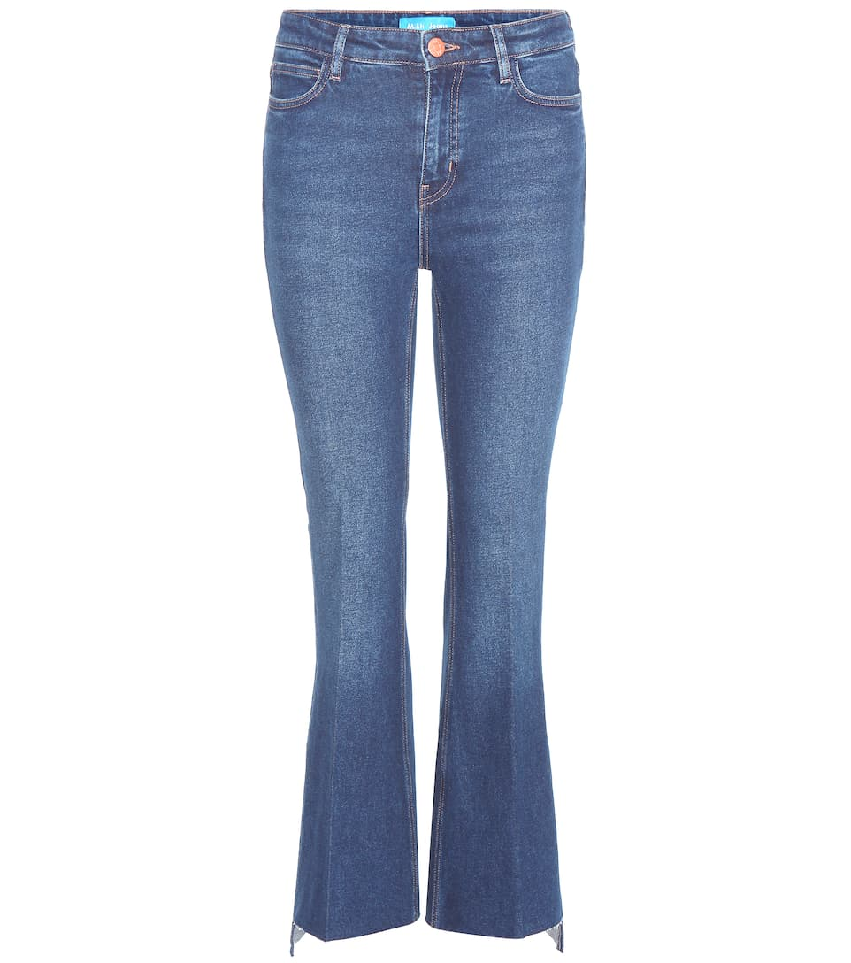 The Stevie denim flare jeans Mih Jeans Outlet Shopping Online Cheap Fashionable Eastbay Sale Online Wide Range Of Outlet Clearance 1dPzRYEk