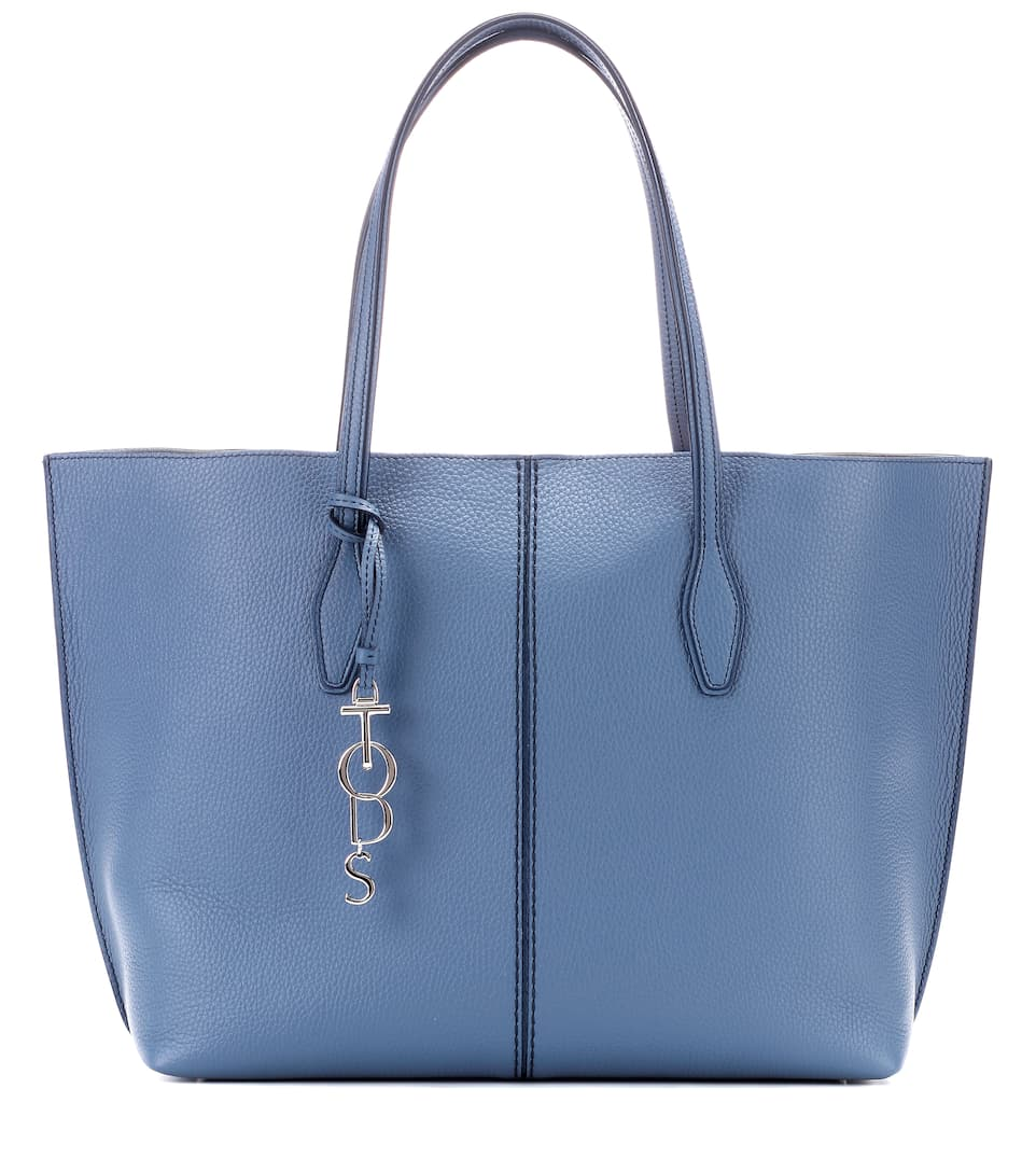 Tod's Ledershopper Joy Large