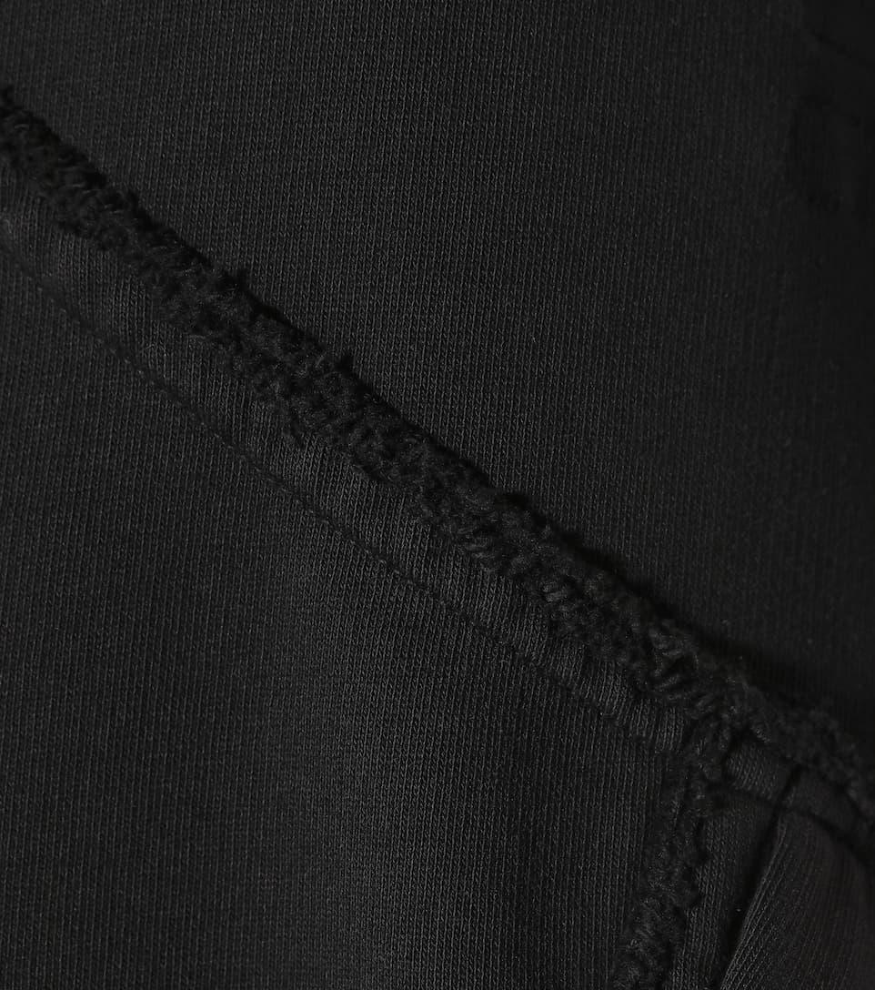Rick Owens DRKSHDW Sweatshirt-Kleid mit Kapuze Mit Paypal Zahlen Zu Verkaufen XfVGja